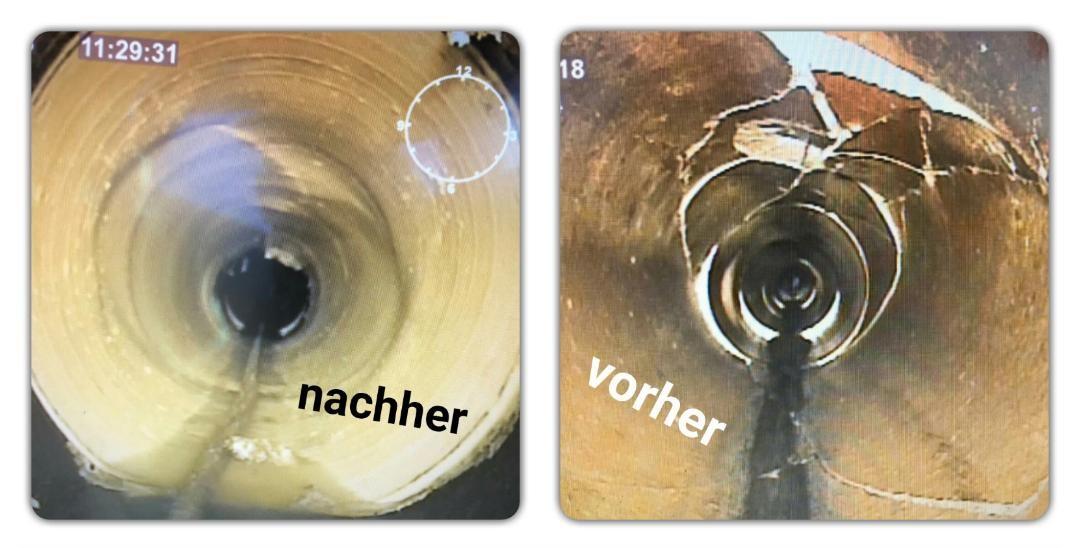 Atemberaubend A&T Rohrreinigung | Kanalsanierung in und um Stuttgart &ES_95
